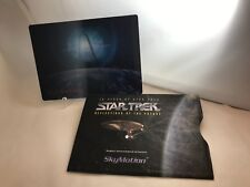 STAR TREK 30 YEARS PHASE ONE 1995 OVERSIZED JUMBO SKYMOTION CARD 4 X 5.5 Mail-In
