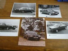 LANCIA DELTA ORIGINAL PRESS PHOTOS X 5