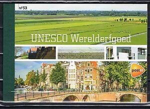Netherlands 2014  Prestigebooklet nr 53 Dutch World Heritage UNESCO