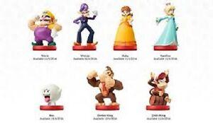 NEW Nintendo Super Mario Party Amiibo Series Sealed in Box USA Version