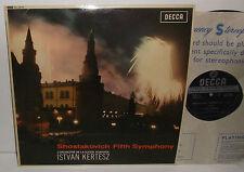 SXL 6018 Shostakovich Symphony No.5 L'OSR Istvan Kertesz ED1 WBG