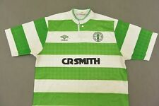 1987-89 Umbro Celtic FC Centenary 100 years Home Shirt SIZE M (adults)