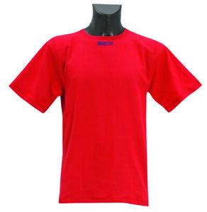 SPARCO NOMEX Rote Soft Touch T-Shirt ohne FIA L Größe M