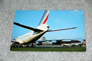 HANNOVER AIRPORT POSTCARD