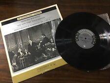 INTERNATIONAL TRIUMPH Bernstein SHOSTAKOVITCH Symphony No. 5 LP CBS ML 5445