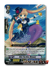 Cardfight Vanguard  x 4 Duo Toy Box, Menam (Black) - EB10/018EN-B - C Mint