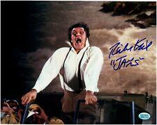 Richard Kiel Autographed 8x10 Photo With JAWS Inscription