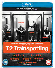 T2 Trainspotting Limited Blu-ray Digital Shrink Wrapped Slipcase