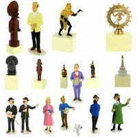 Tim & Struppi Figure ✅ Tintin Statues ➤ Original Collection Musée Imaginaire ✅