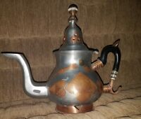 Old African Tuareg Teapot - Western Sahara - Mauritania