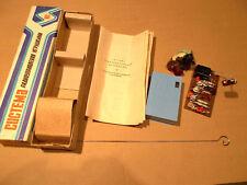 Vintage Radio-Control Transmitter Receiver Steering Gear 1CH 27mhz USSR 1991year