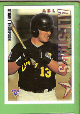 1995 AUSTRALIAN BASEBALL CARD #100  STUART  THOMPSON, ALL-STARS