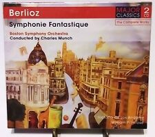 RARE NEW - BERLIOZ SYMPHONIE FANTASTIQUE 2012 BOSTON SYMPHONY ORCHESTRA 2 CD