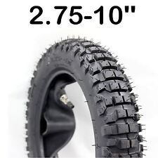 2.75-10 INCH TYRE/TIRE CRF50 XR50 STYLED THUMPSTAR ATOMIK 50/70CC PIT DIRT BIKES