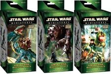 Star Wars CMG miniatures Game Universe huge Booster Pack OVP muy rara vez!!!