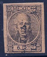 Mexico Scott   58  Mint Hinged