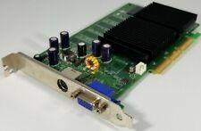 EVGA NVIDIA e-GeForce FX 5200 VGA 128 MB DDR AGP Video Graphics Card Vintage