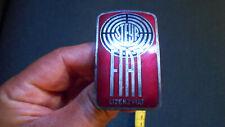 Steyr Fiat  ,  Lizenz Fiat  :   Emblem   :   Vintage, Oldtimer