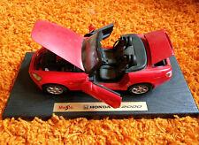 Honda S2000 rot von Maisto