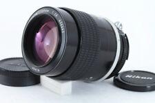 Nikon 135mm F2.8 AI Nikkor MF Lens #EL1012