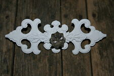 DIY shabby chic appliques backplates architectural appliques onlays