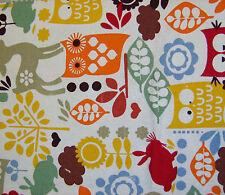 Canvas Fabric Woodland Medium Weight 100% Cotton 140cm Wide Sold Per Metre