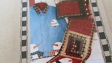 Cotton Quilt Sewing Fabric Caboodles In a Box 3 project kit Patterns Fabric NEW