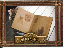 The Spiderwick Chronicles Unreleased Promo Card SC-2
