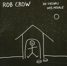 He Thinks He's People - Rob Crow (2011, CD NIEUW)