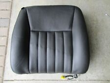 2009-2011 GRAND MARQUIS RIGHT PASSENGER FRONT BACK CUSHION & COVER OEM LEATHER