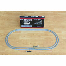 Rokuhan R062 Rail Set C Double Track Oval Set 1/220 Z Scale w/Tracking