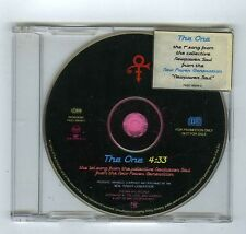 CD SINGLE (PROMO) PRINCE & THE NEW POWER GENERATION THE ONE