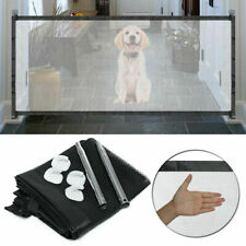 Magic Dog Guard Mesh Net Portable Safety Pet Gate Stall Enclosure Door Barrier