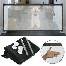 Magic Dog Guard Mesh Net Portable Safety Pet Gate Stall Enclosure Door Barrier