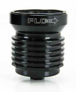 PC Racing Black Spin-On Flo Oil Filter PCS4B