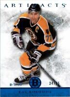 2012-13 Artifacts Sapphire #77 Ray Bourque /85