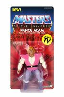Super7 Masters of the Universe MOTU: Vintage Prince Adam 14 cm Action Figure NEW