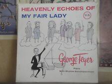 GEORGE FEYER, HEAVENLY ECHOES OF MY FAIR LADY - LP VOX VX 25.340