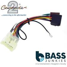 vehicle terminal wiring \u0026 plugs for suzuki for sale ebay  connects2 ct20sz01 suzuki swift 96\u003e car stereo radio iso harness adaptor wiring