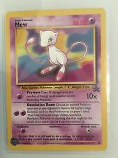 RARE Mew Promo Star Pokemon Card 1995 #151