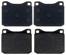 Disc Brake Pad Set-Element3; Organic Front,Rear Raybestos PGD100