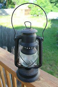 Vintage Dietz Little Wizard Oil Lantern Embury Manufacturing Co Warsaw NY
