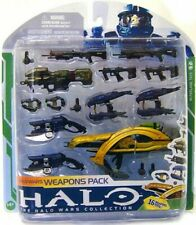 McFarlane Toys Halo 3 Series 5 Halo Wars Weapons Pack Action Figure Set
