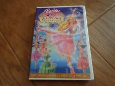 Barbie in the 12 Dancing Princesses (DVD, 2006) EUC