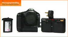 Canon EOS 1D MK III Digital SLR Camera Body, & Battery Charger   Free UK Postage