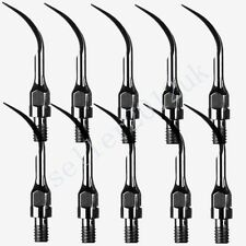 10 x Dental ultrasons dentaire Perio Tip FIT Sirona pièce à main Scaler PS1 Tips