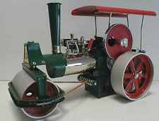 Wilesco D365 TOY STEAM ENGINE ROLLER - FREE SHIPPING !! MADE IN GERMANY !!