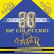 Poder Del Norte : 30 De Coleccion CD