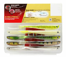 Power Bait DROPSHOT KIT Berkley pro pack 7,5 +10 cm minnow silicone DROP SHOT