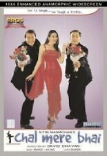 CHAL MERE BHAI - BOLLYWOOD ORIGINAL DVD - FREE POST